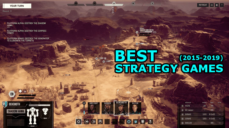 Best Pc Strategy Games 2019 The Best Strategy Games Of Recent Years (2015 2019) | PCsteps.com