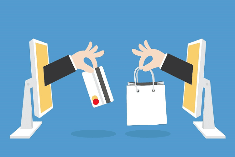 paying with credit card, debit card, or prepaid card
